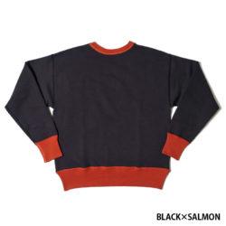 HC-M143-2 1930's Red-Black Combination Sweat