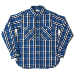 Lot 3104 FLANNEL SHIRTS C柄 ONE WASH