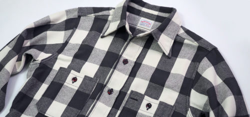 WAREHOUSE & CO. FLANNEL SHIRTS