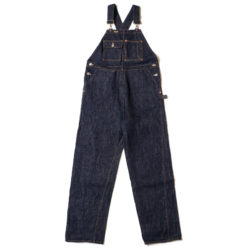 DD-1006XX NO.1 DENIM OVERALL ONE WASH