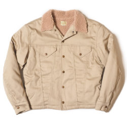 Lot 2003 3RD TYPE PIQUE BORE JACKET