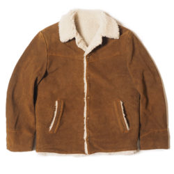 Lot 2128 SUEDE RANCH JACKET