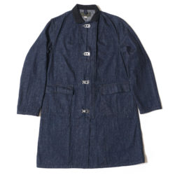 Lot 2132 BUCKLE FRONT DENIM SHOP COAT