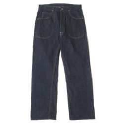 Lot 1201 WWⅡ DENIM RANCH PANTS O/W