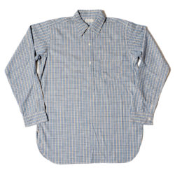 Lot 3026 PULLOVER CHECK SHIRTS