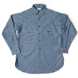 Lot 3028 CAST IRON CHAMBRAY SHIRTS